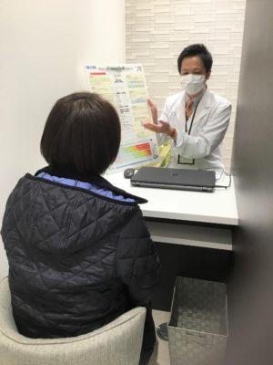 ガーデン薬局西口店健康サポート相談会